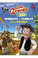 Papel GRANJA DE ZENON NUMEROS Y FORMAS EN LA GRANJA (RUSTICA)