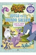 Papel ANIMAL JAM JUEGA EN EL MUNDO SALVAJE (LIBRO DE JUEGOS Y ACTIVIDADES) (RUSTICA)
