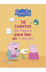 Papel 10 CUENTOS DE PEPPA PARA LEER EN 1 MINUTO
