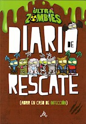 Libro Zombie Infection 3 Diario De Rescate