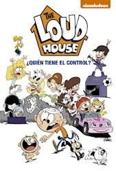 Papel The Loud House - ¿Quien Tiene El Control?