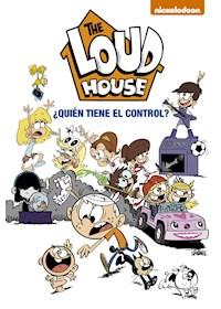 Papel The Loud House 1 - Quien Tiene El Control?