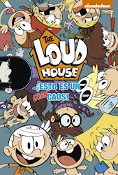 Libro 2. The Loud House : Esto Es Un Gran Caos !