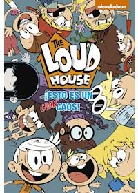 Papel The Loud House - Esto Es Un Gran Caos