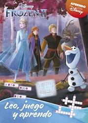 Libro Leo , Juego Y Aprendo Con Frozen Ii
