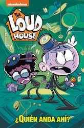 Libro 5. The Loud House : Quien Anda Ahi ?