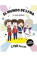 Papel MUNDO DE LYNA EL TEAM ANORMAL [TIENE STICKERS]