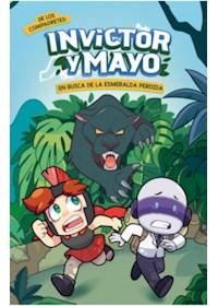Papel Invictor Y Mayo En Busca De La Esmeralda