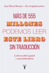 Papel Mas De 555 Millones Podemos Leer Este Libro Sin Traduccion