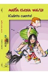 Papel CUANTO CUENTO (COLECCION ALFAWALSH) (ILUSTRADO)