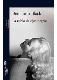 Papel Rubia De Ojos Negros, La