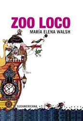 Libro Zoo Loco (Vintage)