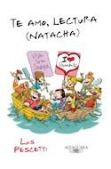 Papel TE AMO LECTURA NATACHA (RUSTICO)