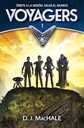 Libro Voyagers 1. Proyecto Alfa