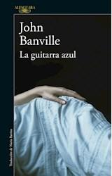 Papel GUITARRA AZUL (RUSTICO)