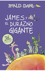 Papel JAMES Y EL DURAZNO GIGANTE