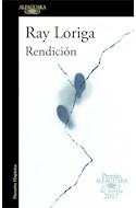 Papel RENDICION (PREMIO ALFAGUARA DE NOVELA 2017)