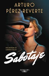 Libro Sabotaje ( Libro 3 De La Serie Falco )
