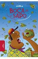 Papel BOCA DE SAPO (SERIE ROJA) (+7 AÑOS) (ILUSTRADO) (COLECCION BIBLIOTECA INFANTIL Y JUVENIL)