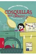 Papel COSQUILLAS EN EL OMBLIGO (SERIE ROJA) (+7 AÑOS) (ILUSTRADO) (COL. BIBLIOTECA INFANTIL Y JUVENIL)