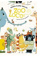 Papel ZOO LOCO (ILUSTRADO) (PRIMEROS LECTORES) (BOLSILLO)