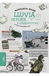 Papel LLUVIA DE PLATA Y OTRAS NOTICIAS (ILUSTRADO) (BIBLIOTECA INFANTIL Y JUVENIL)