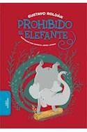 Papel PROHIBIDO EL ELEFANTE (ILUSTRADO) (+9 AÑOS) (BOLSILLO)