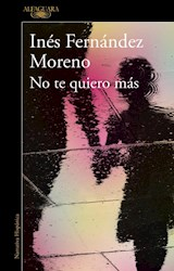 Libro No Te Quiero Mas
