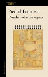 Libro Donde Nadie Me Espere