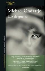 Papel LUZ DE GUERRA (COLECCION NARRATIVA INTERNACIONAL)