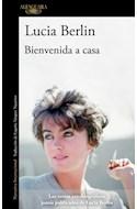 Papel BIENVENIDA A CASA (COLECCION NARRATIVA INTERNACIONAL)