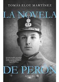 Papel La Novela De Perón