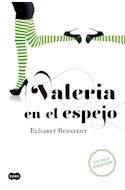 Papel VALERIA EN EL ESPEJO [COLECCION VALERIA 2] (RUSTICA)
