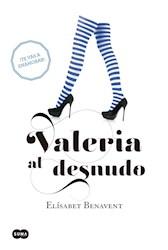 Libro Valeria Al Desnudo (Valeria 4)