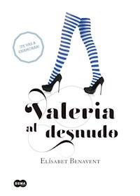 Papel Valeria Al Desnudo (Valeria 4