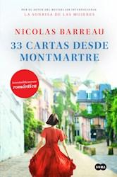 Libro 33 Cartas Desde Montmartre