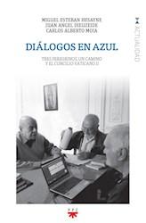 Libro Dialogos En Azul