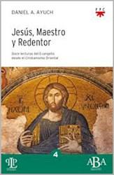 Libro Jesus , Maestro Y Redentor
