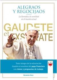 Papel Alegraos Y Regocijaos - Gaudete Et Exsultate