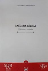 Libro Exegesis Biblica
