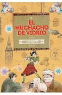 Papel MUCHACHO DE VIDRIO (COLECCION EPILOGO 2)
