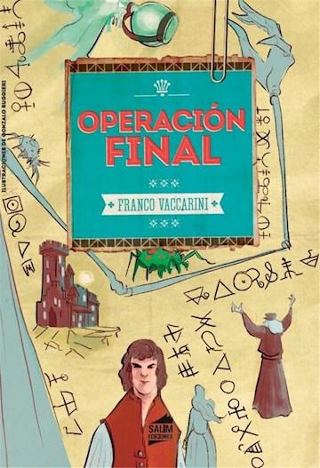 Papel Operación Final
