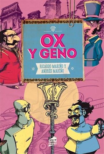 Papel Ox Y Geno