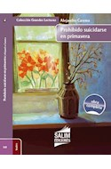 Papel PROHIBIDO SUICIDARSE EN PRIMAVERA (COLECCION GRANDES LECTURAS 105) (OBRA COMPLETA) (RUSTICA)