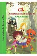 Papel AVENTURAS EN EL MUNDO DE AFANASIEV (LOS VIAJES DE CATA Y ZEO) (RUSTICA)