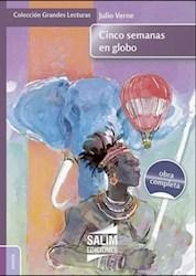 Libro Cinco Semanas En Globo