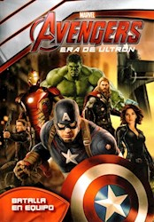 Papel Avengers Batalla En Equipo