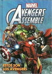 Libro Estos Son Los Avengers
