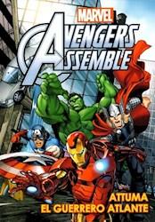 Papel Avengers Assemble Attruma El Guerrero Atlante
