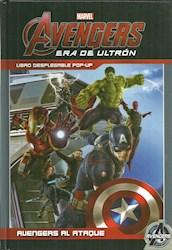 Libro Avengers Al Ataque